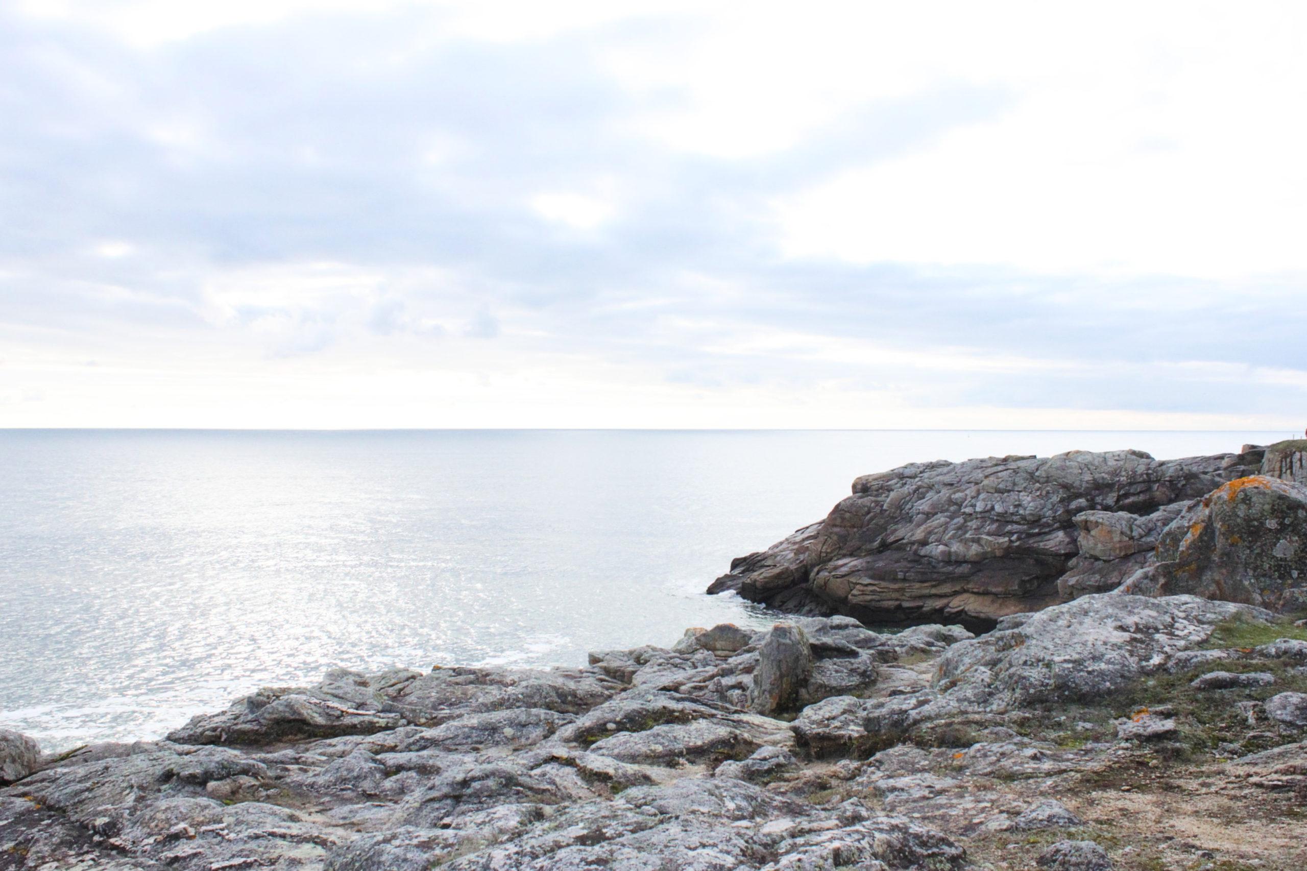 Découvrir la presqu'île guérandaise : Batz-sur-mer, son centre-ville et son sentier côtier