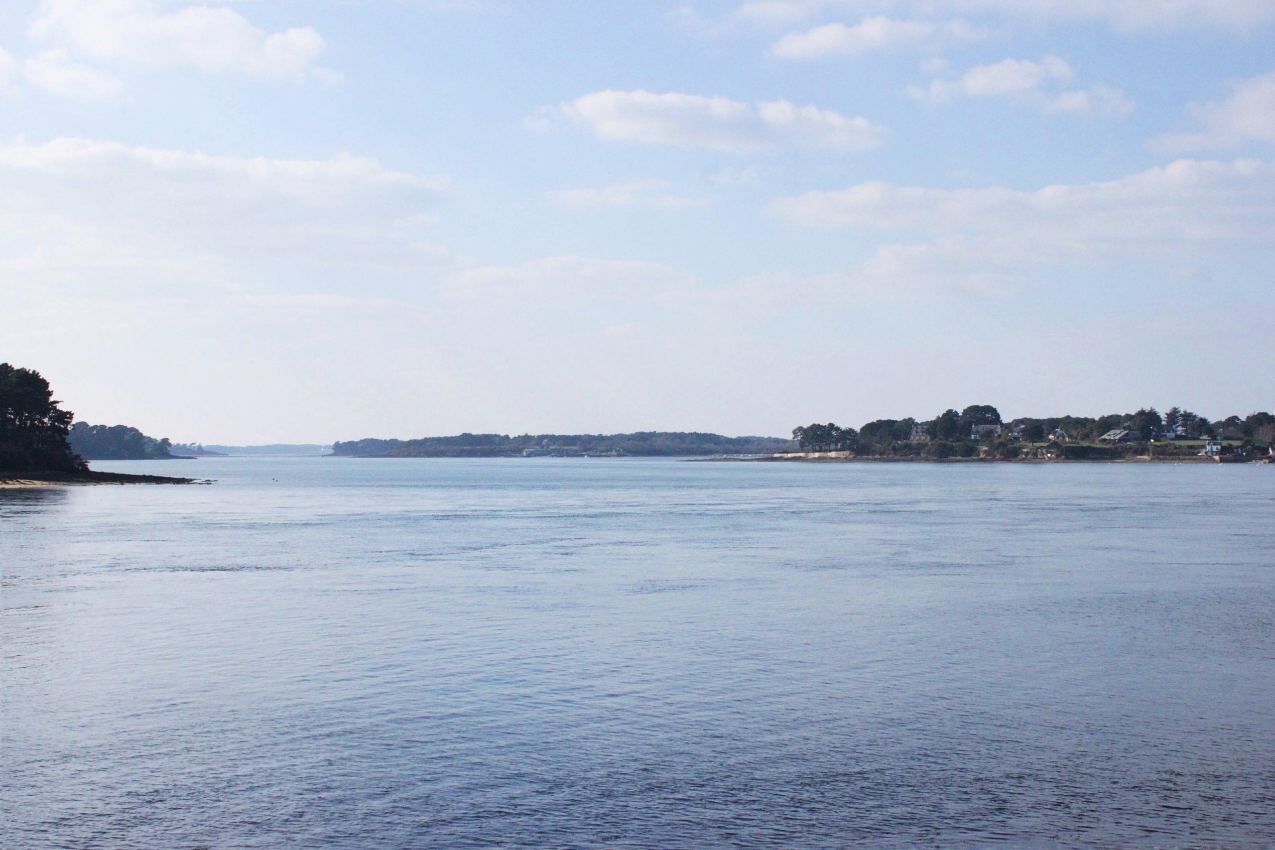 Découvrir le Golfe du Morbihan : l'île Berder au printemps