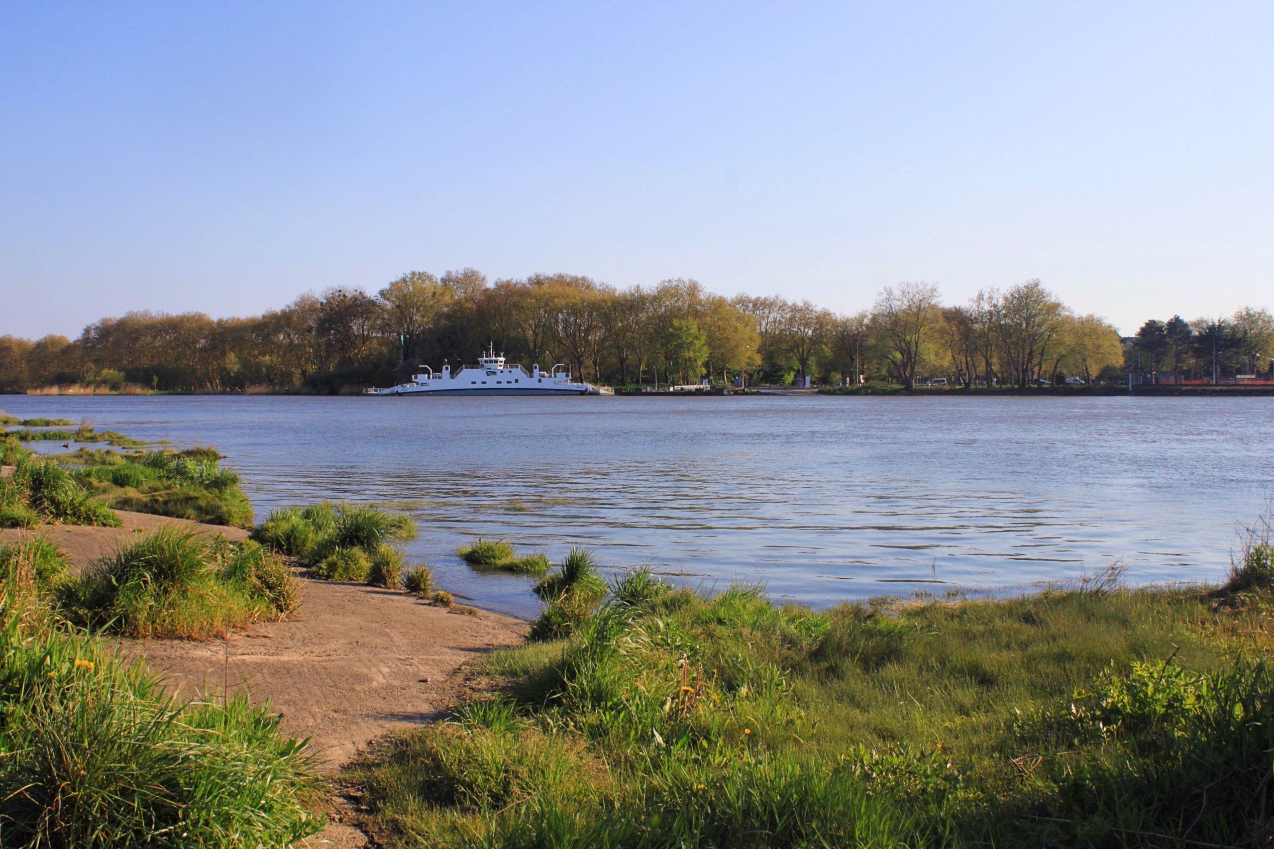 Découvrir l'estuaire de la Loire : Basse-Indre, ses couleurs vives et sa douceur de vivre