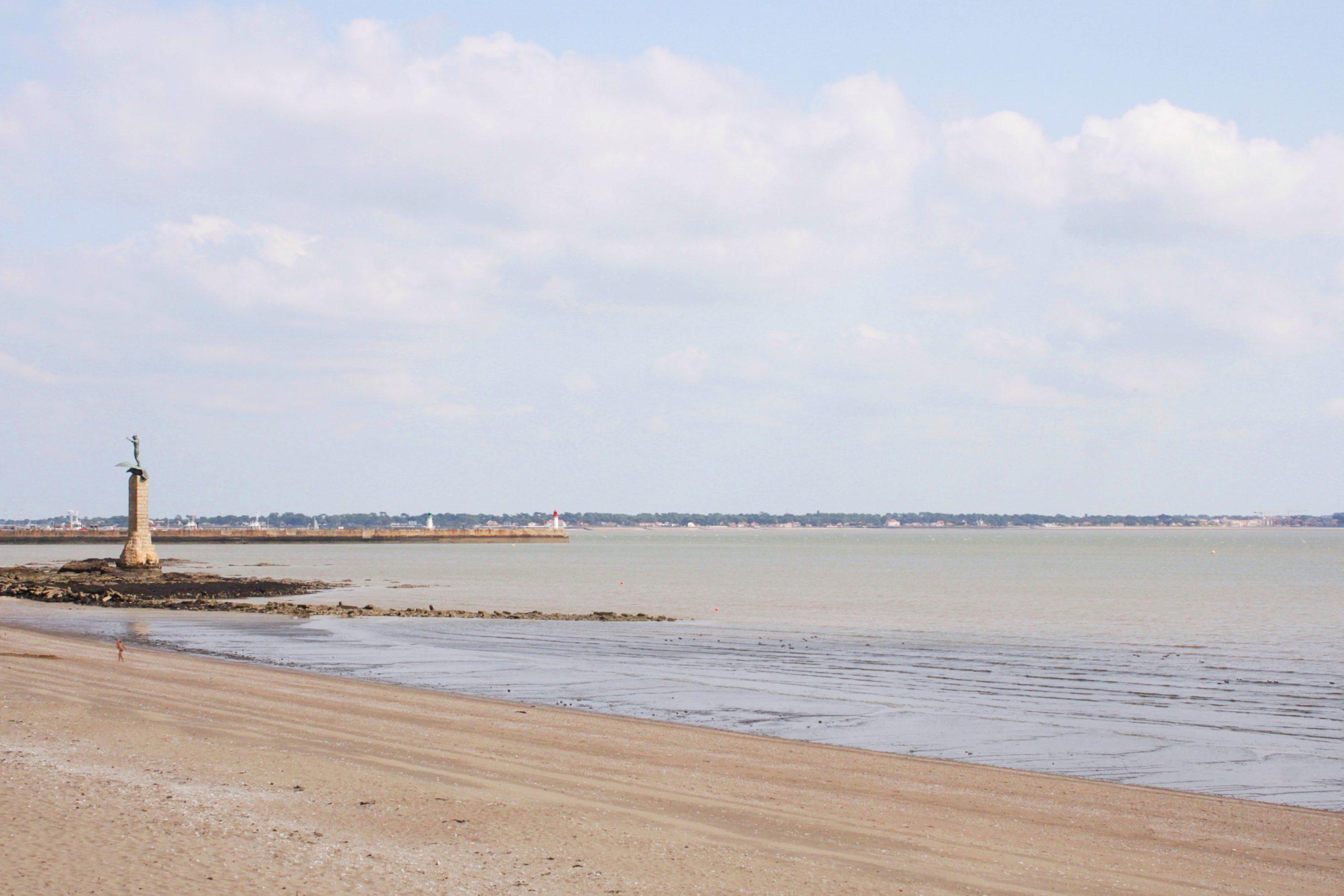 Découvrir Saint-Nazaire: de l'avant-port à la plage de Villès-Martin