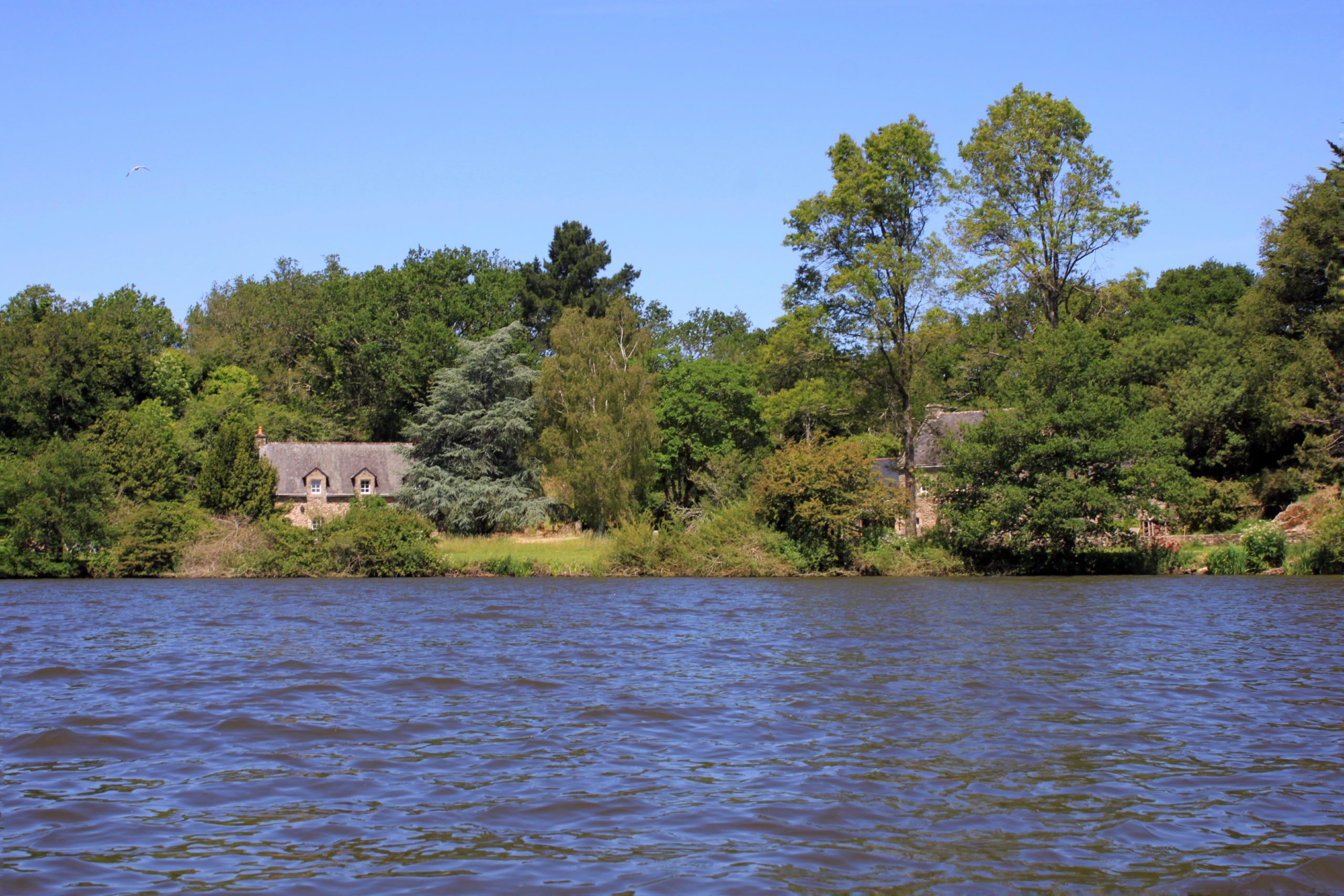 Découvrir la Vilaine : du port de la Ville-Aubin au barrage d'Arzal